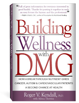 Building Wellness with DMG Book